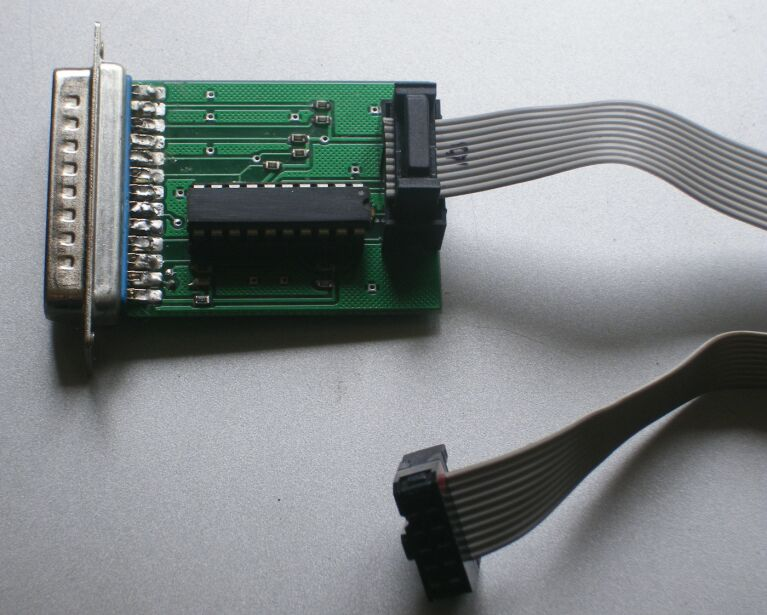 BDM Programmer for motorola MC68HC16