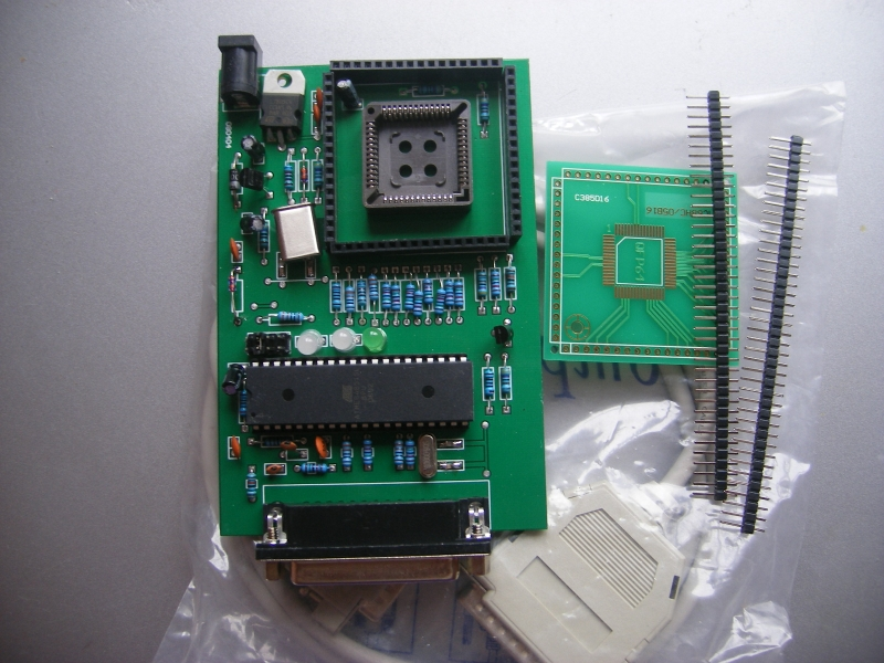 Programmer ETL for motorola MC68HC05/705